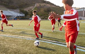Soccer College Recruiting Videography Services